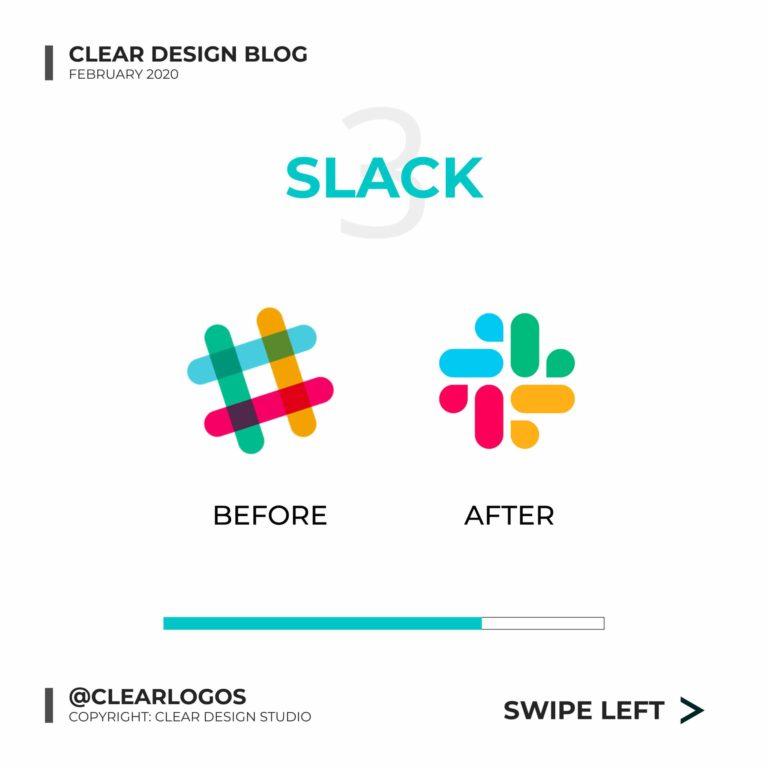Slack Logo Re-Design 2019