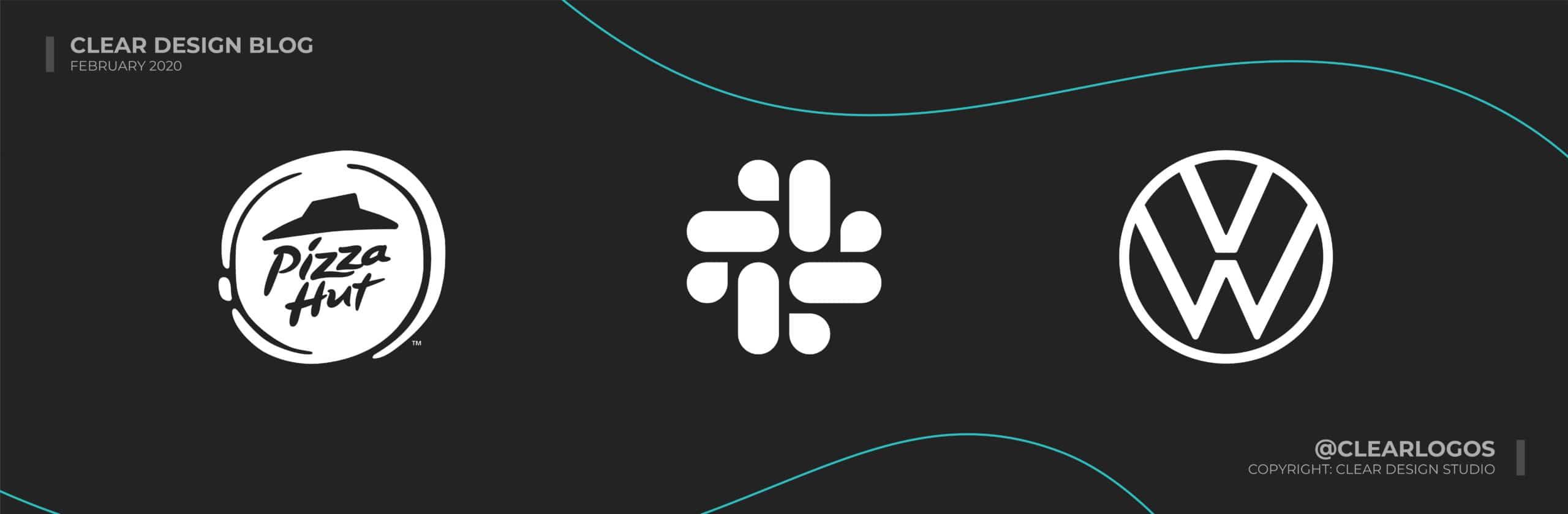 3 recent, big name logo re-designs