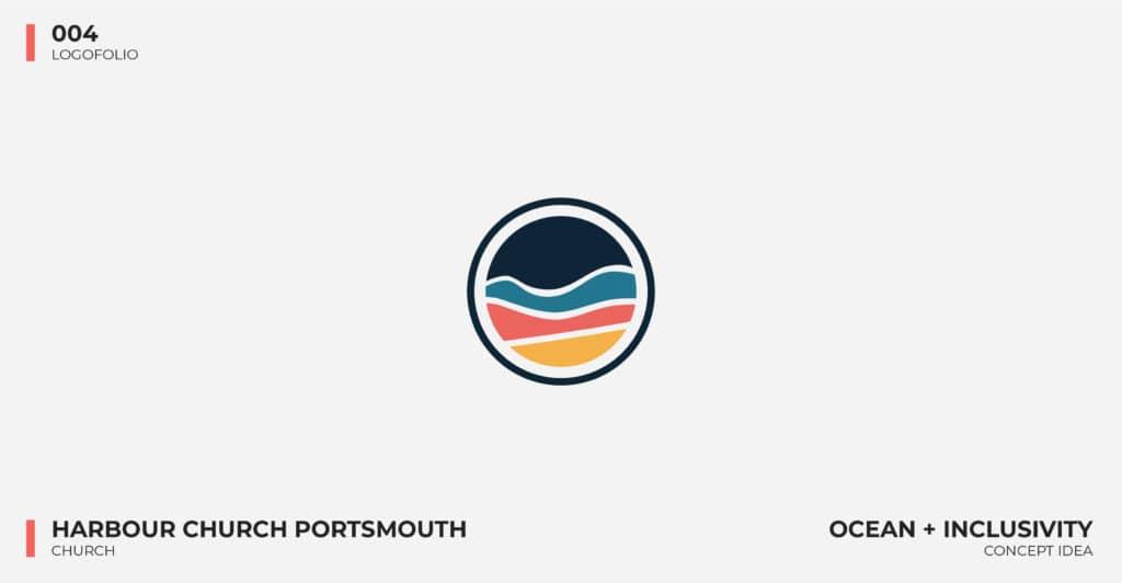 Logo Design Portfolio - Harbour Church Portsmouth Logo