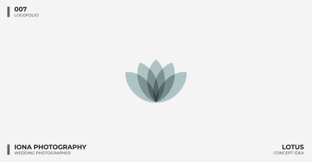 Logo Design Portfolio - Lotus Logo