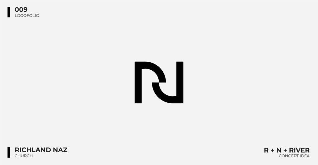Logo Design Portfolio - Richland Naz Church Logo