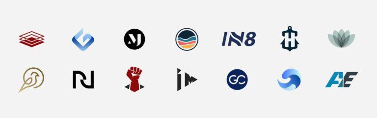 Logo design portfolio - 'logofolio'