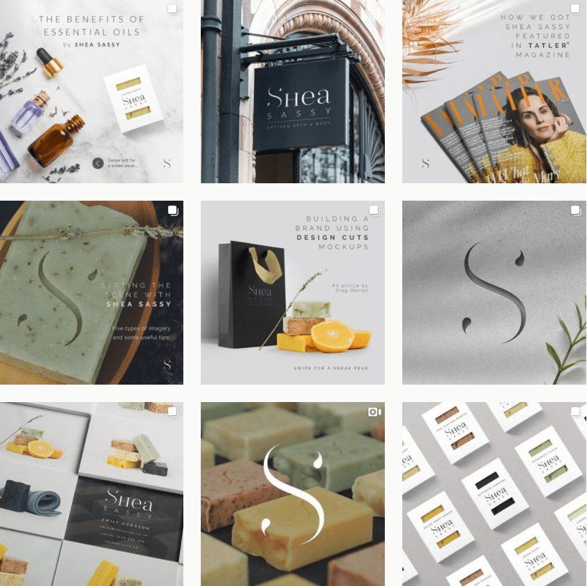 Greg Davies (GDAD) - Brand Identity & Website Designer | Instagram Profile