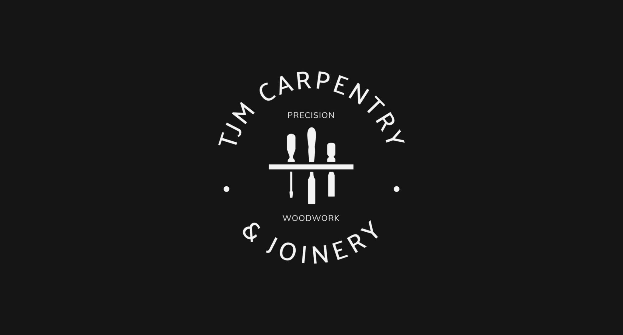 TJM Emblem Logo Design