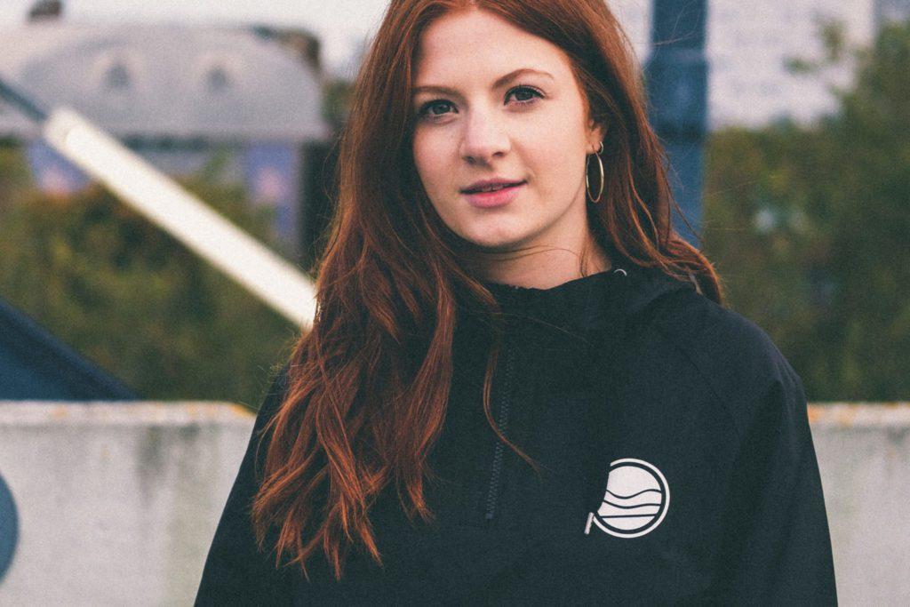 Harbour Church Portsmouth logo on hoodie
