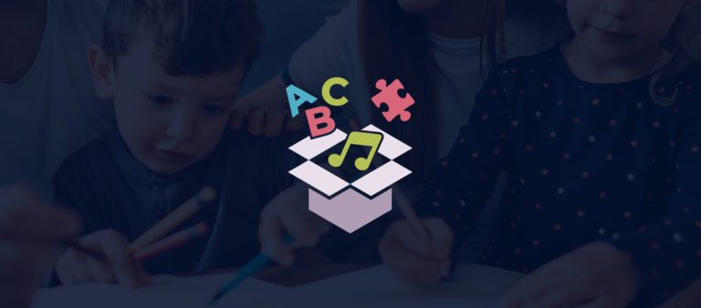 The Learning Box | Brand Identity Design