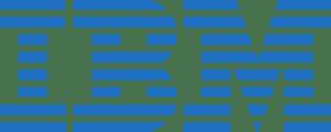 IBM logo | Choosing the font for your logo