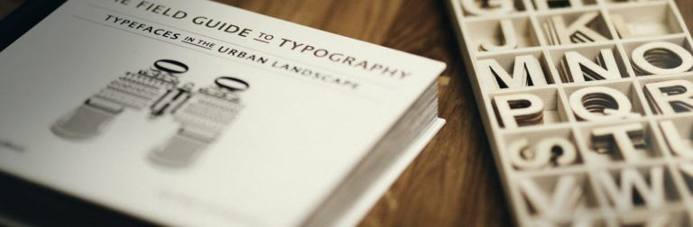 5 rules for selecting the right font for your logo design