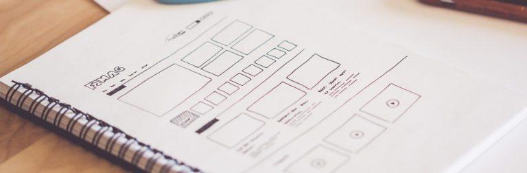 Wireframe | Clear Design - Web Designer