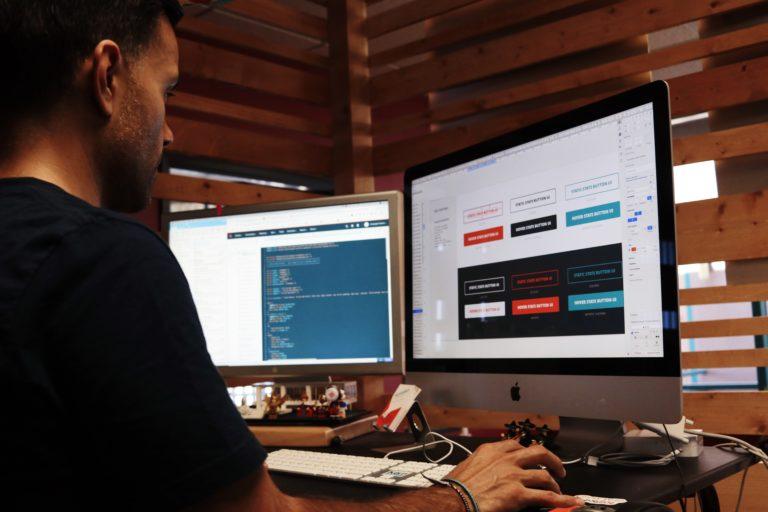 Freelance website designer | Clear Design