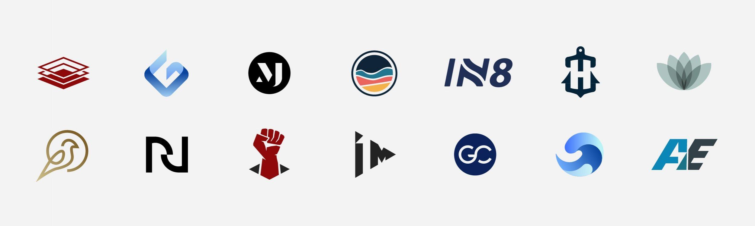 Logo Design Portfolio 2019-2020