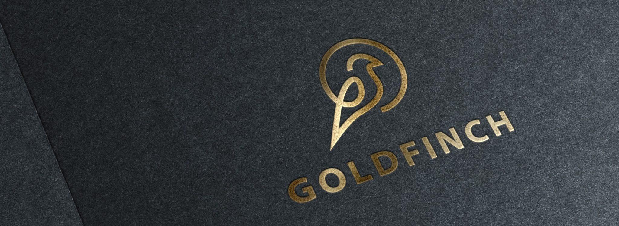 Goldfinch Logo   Logo Design, Branding & Website Design in Bracknell, Berkshire