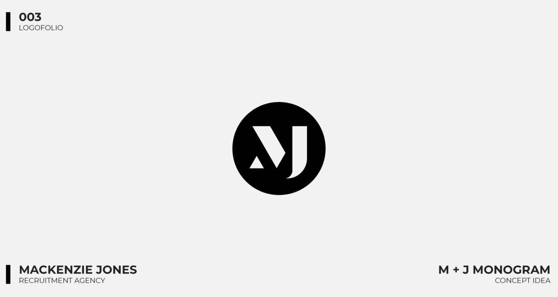 Logo portfolio - Mackenzie Jones