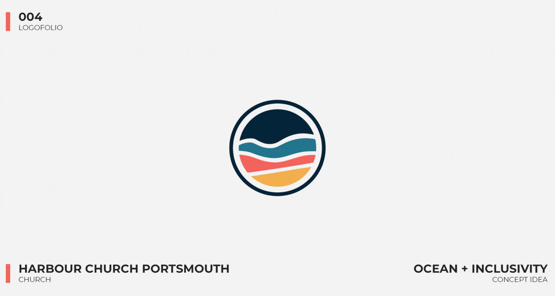 Logo portfolio - Harbour Church Portsmouth