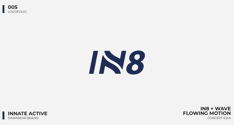 Logo portfolio - Innate Active