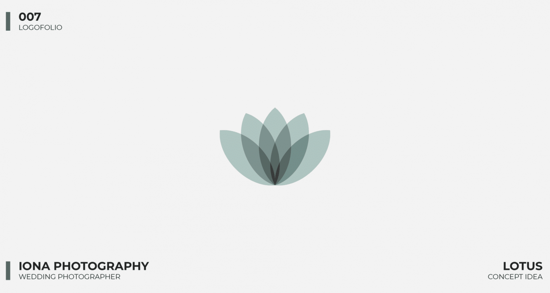 Logo portfolio - Iona Photography