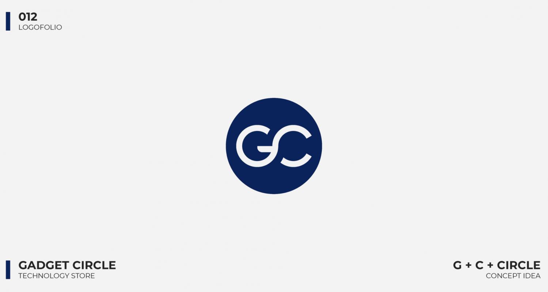 Logo portfolio - Gadget Circle