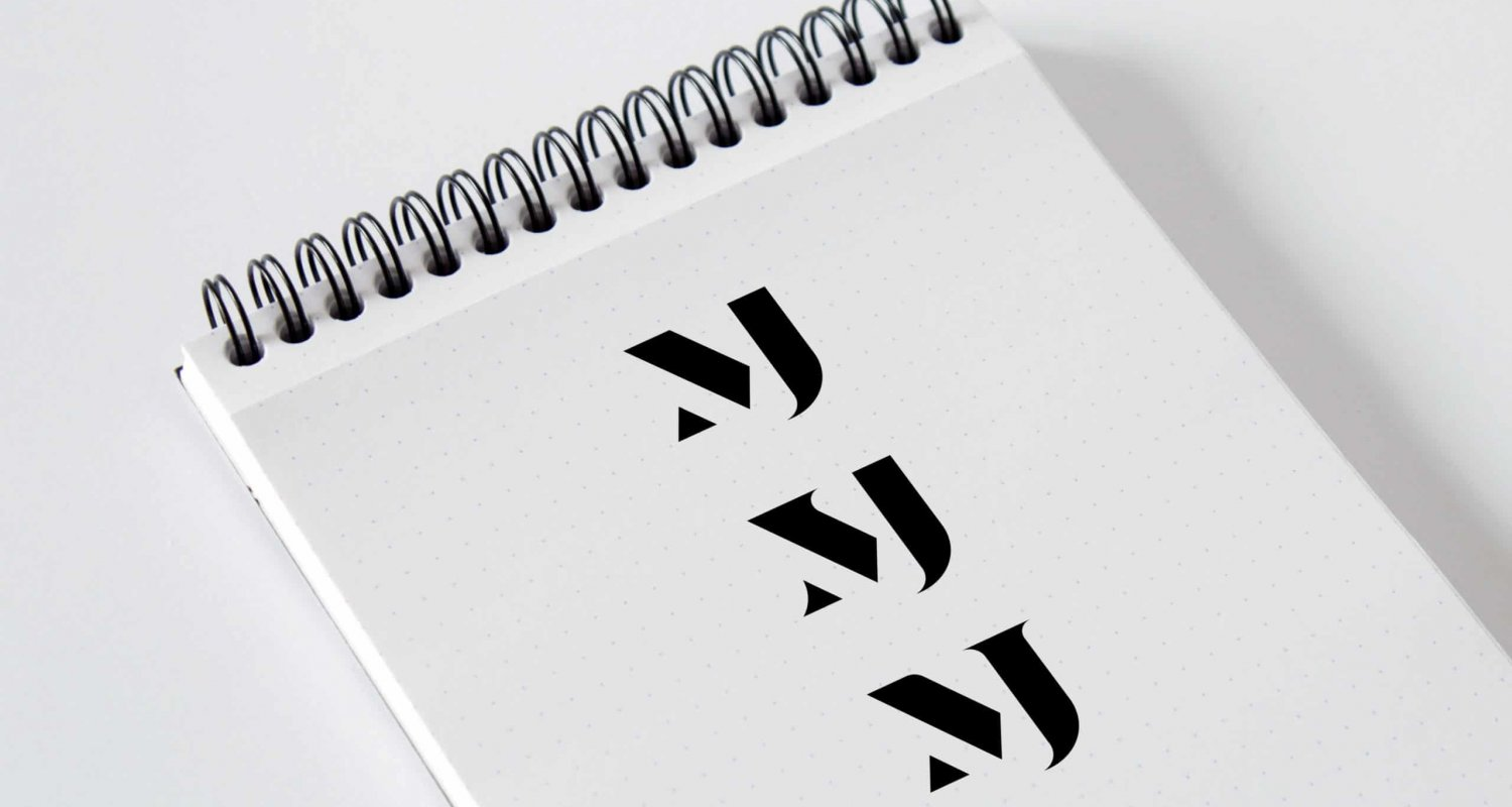 Mackenzie Jones Logo Design Sketchbook