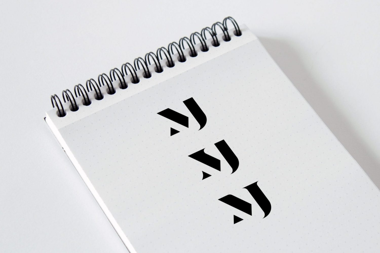 Mackenzie Jones Logo Design Sketchbook