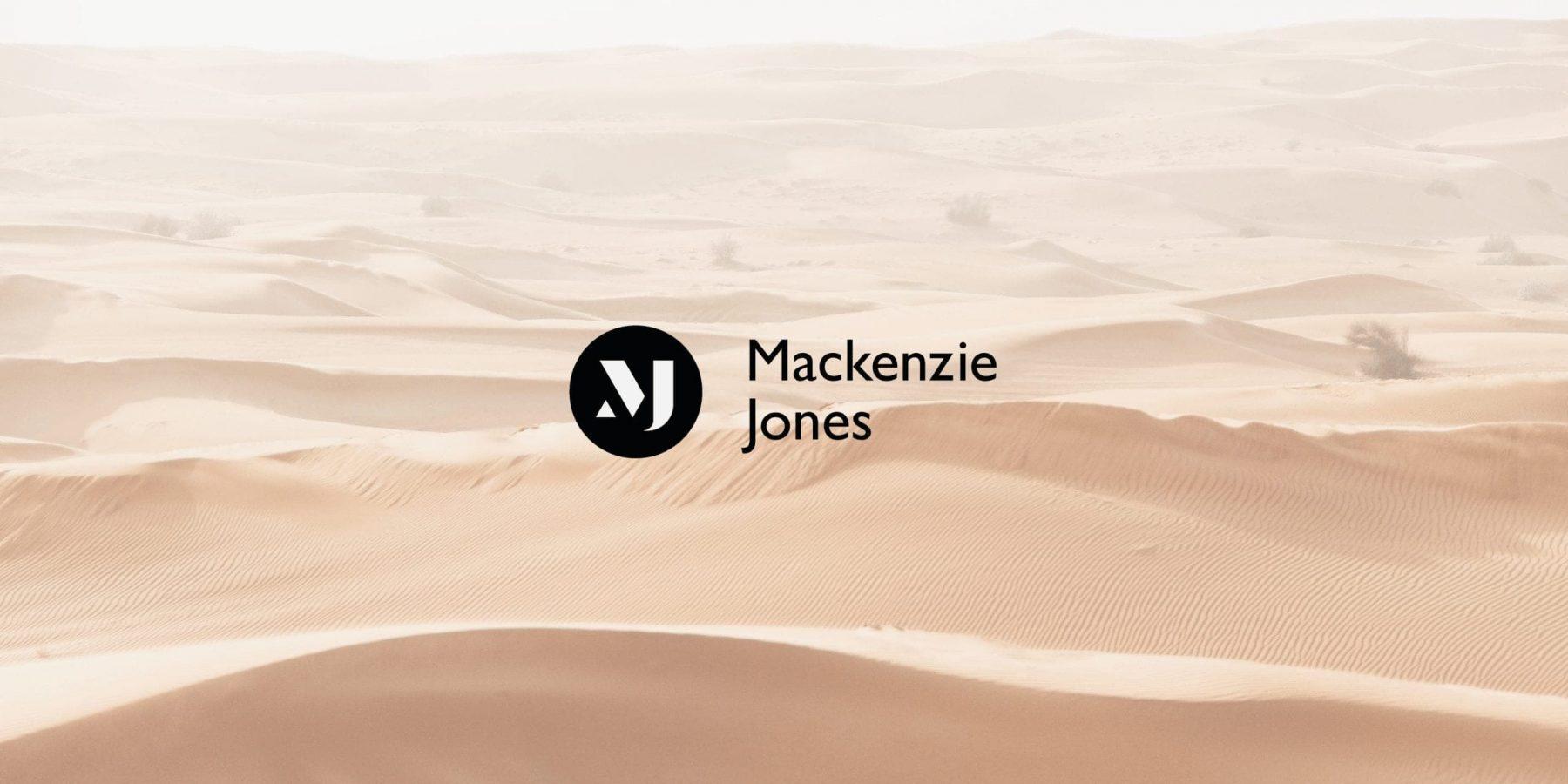 Mackenzie Jones Logo Design Presentation 7