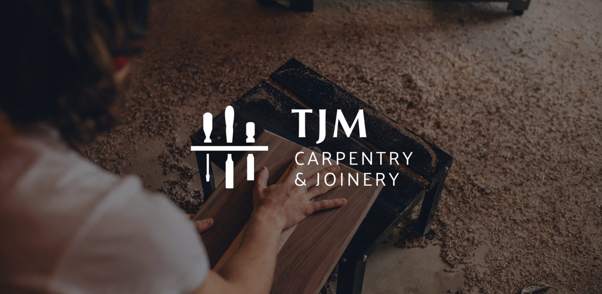 TJM Carpentry Banner