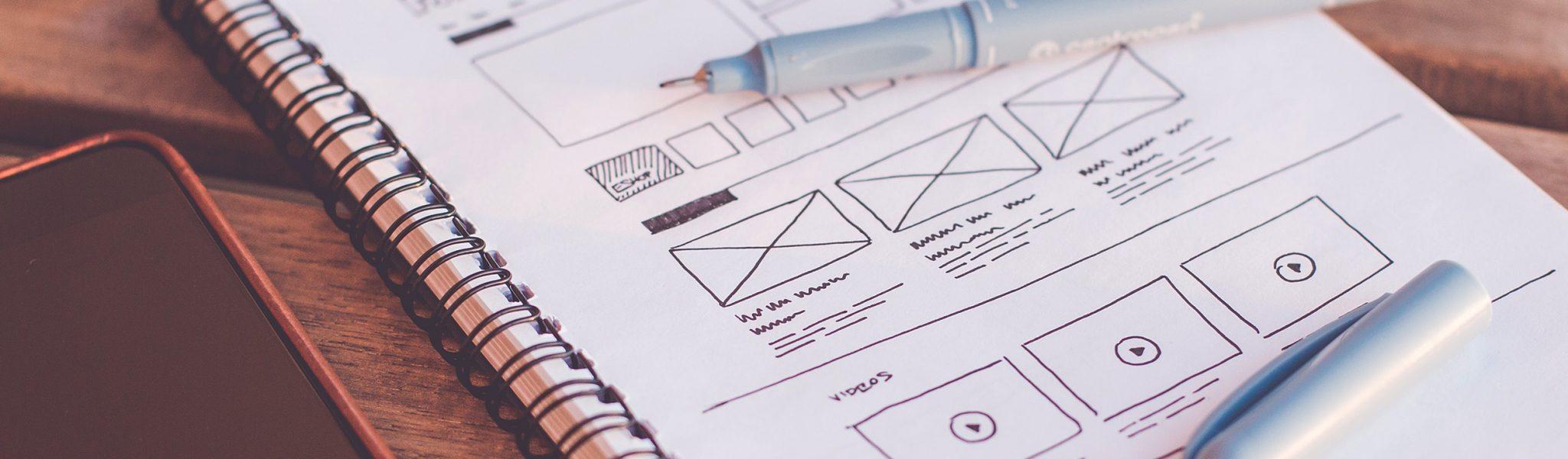 Website design process | Clear Design