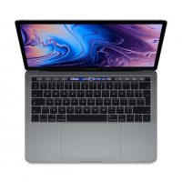 13‑inch MacBook Pro with touchbar - Space Grey. 2.4GHz quad-core 8th‑generation Intel Core i5 processor, Turbo Boost up to 4.1GHz